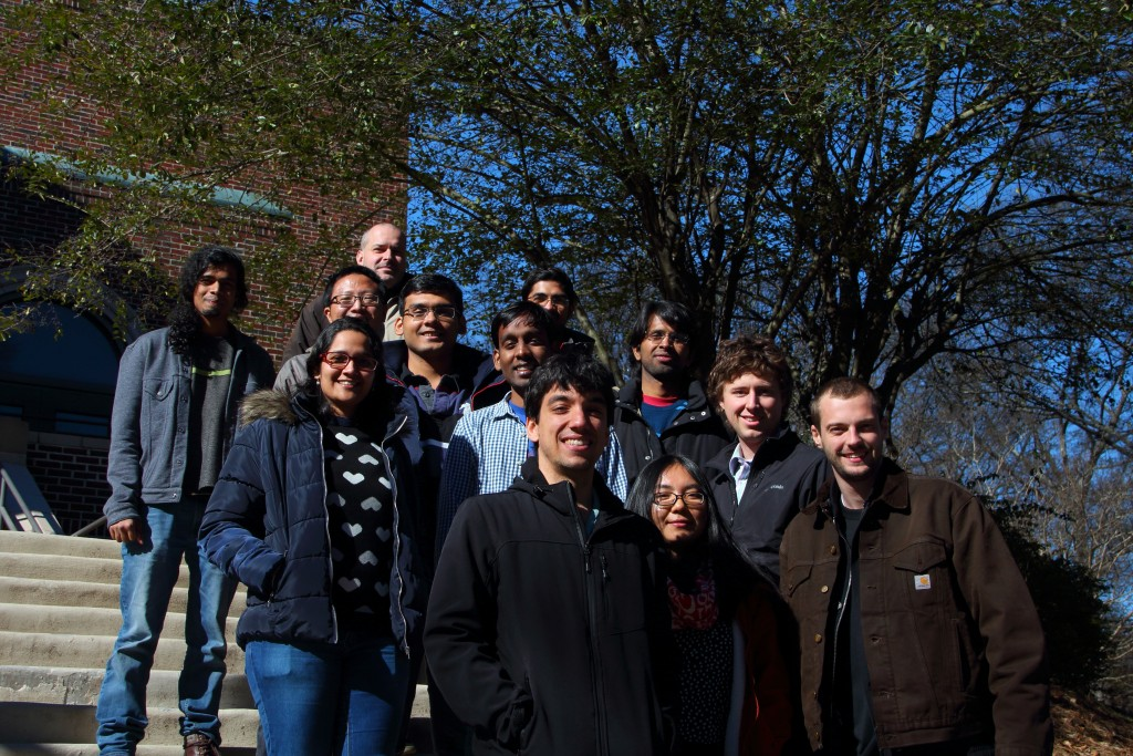 Music Informatics Group in January 2016
